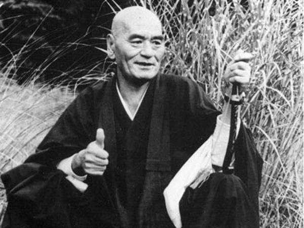 maitre zen Taisen Deshimaru